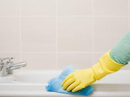 mẹo tẩy rửa vật dụng trong nhà