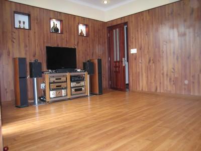 Cách làm sạch sàn gỗ