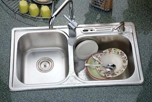 Hướng dẫn vệ sinh bồn rửa một cách chuyên nghiệp
