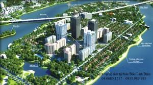 Vệ sinh công nghiệp ở bán đảo Linh Đàm